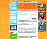 Lyme Disease (Spanish)