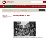 Reading Like a Historian: Civil Rights Act