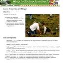 Land Use and Nitrogen