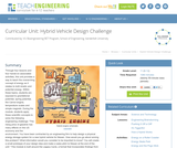 Hybrid Vehicle Design Challenge