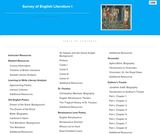 Survey of English Literature I