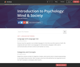 Introduction to Psychology: Mind & Society
