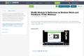 SLASL Module 5: Reflection on Student Work and Feedback, Y3 NC Webinar
