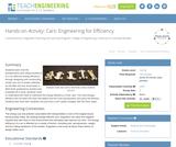 Cars: Engineering for Efficiency