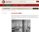 Reading Like a Historian: Lunchroom Fight