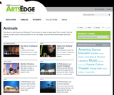 ArtsEdge Media Collection: Animals