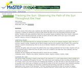 Tracking the Sun: Observing the Path of the Sun Throughout the Year