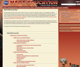 Mars Education: NGSS STEM Lesson Plans
