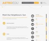 Meet Our Neighbour: Sun