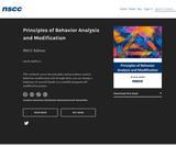 Principles of Behavior Analysis and Modification