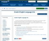 Common Core Curriculum Grade 8 ELA