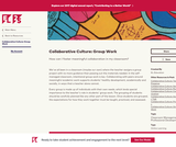 Collaborative Culture: Group Work