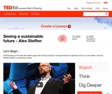 Alex Steffen Sees a Sustainable Future