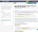 Span. 102 Lab 3 - El arte de regatear / The Art of Bartering - Novice Mid