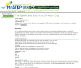 The Earth and Sky in a 24 Hour Day