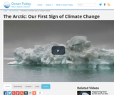 The Aectic: Our First Sign of Climate Change