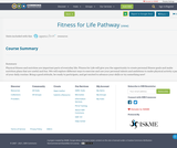 Fitness for Life Pathway