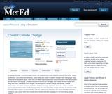 Coastal Climate Change