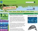 Climate Kids: Winner and Losers In the Arctic