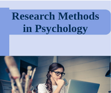 Research Methods in Psychology (New Zealand edition)