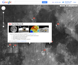 Google Moon - Apollo Series