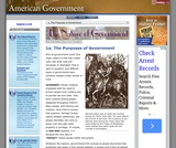 1a. The Purposes of Government