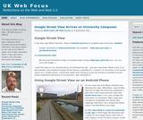 UK Web Focus blog