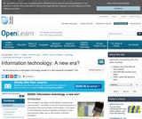 Information Technology: A New Era?