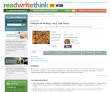 A Recipe for Writing: Fairy Tale Feasts