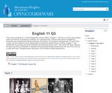 English 11 Q3