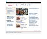 American Civil War Music & Resources