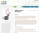 OER Academy: Discovery