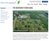 The Bioenergy Farm Game