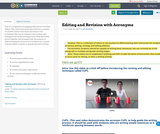 Editing and Revision with Acronyms