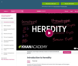 Biology: Introduction to Heredity