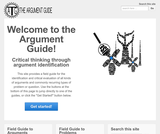 The Argument Guide