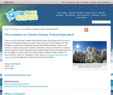 The Lowdown on Climate Change (Beyond Penguins and Polar Bears Podcast Episode 4)