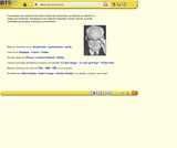 Maurice Grevisse - Looking up the information in French on the internet
