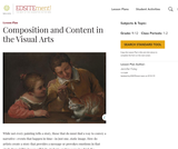 Composition and Content in the Visual Arts
