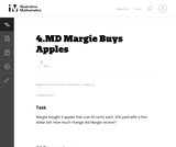 4.MD Margie Buys Apples