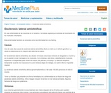 Amyotrophic Lateral Sclerosis (ALS) (Spanish)