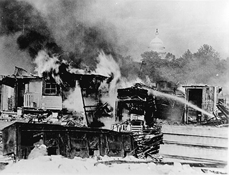 President Hoover's Response