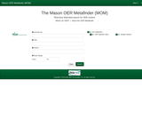 The Mason OER Metafinder