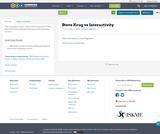 Steve Krug vs Interactivity