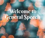 General Speech - ENG 205