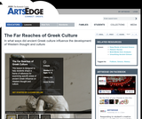 The Far Reaches of Greek Culture