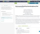Environment/Earth Day Interdisciplinary Unit
