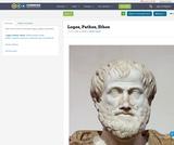 Logos, Pathos, Ethos