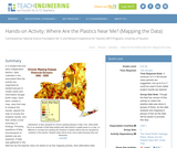Where Are the Plastics Near Me? (Mapping the Data)