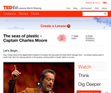 Captain Charles Moore on the Seas of Plastic